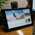 Nexus9で動画配信